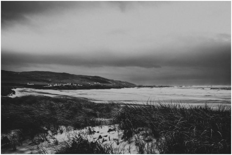tiree beach landscape