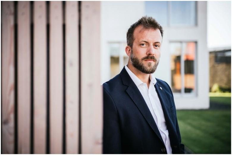 Made Brave CEO Andrew Dobbie