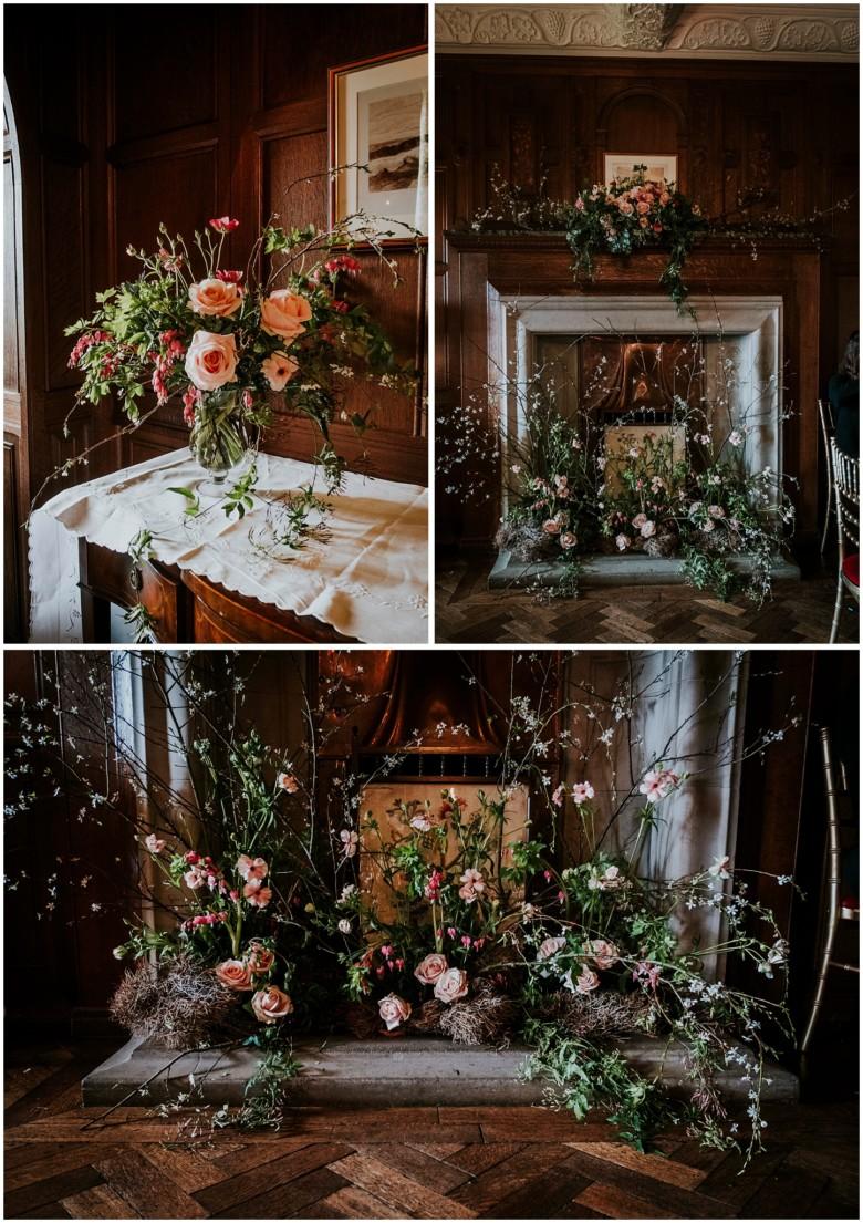 wedding venue in a scottish castle