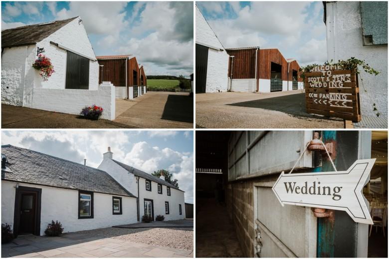 farmhouse wedding venue