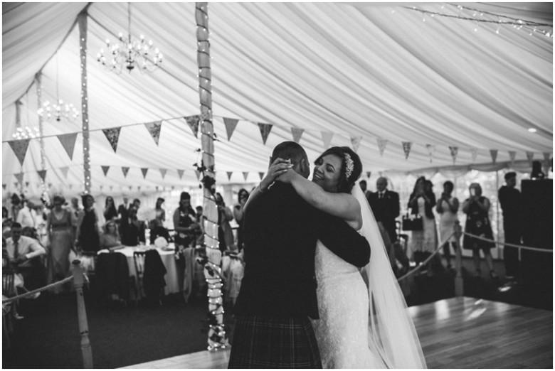 Claire & Iain's wedding
