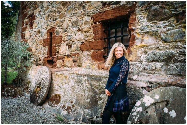 photoshoot for Elle magazine