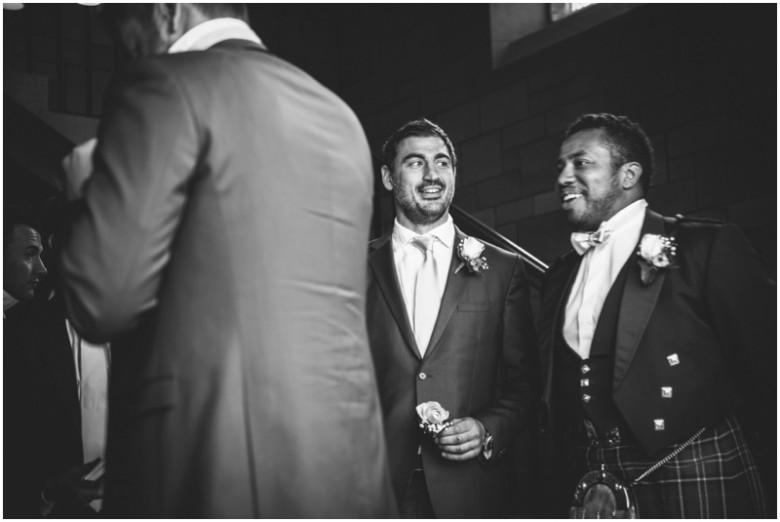 Lynn & Nnamdi's wedding