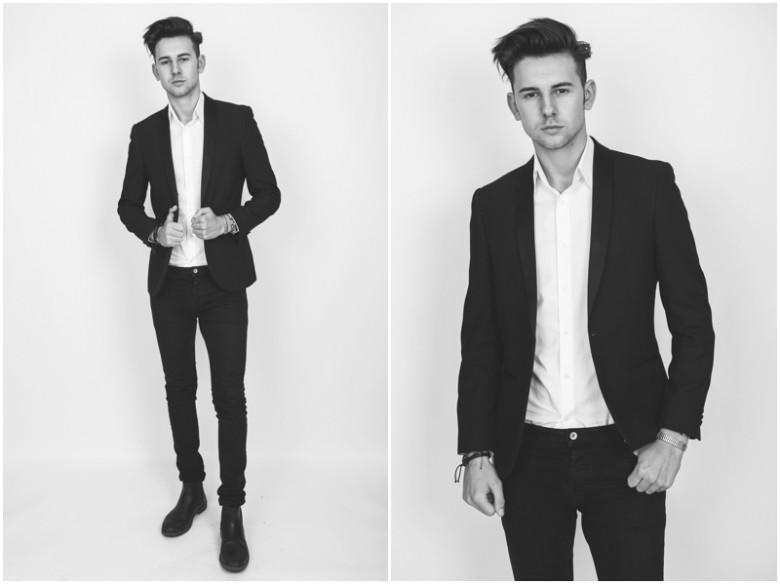 studio fashion photoshoot