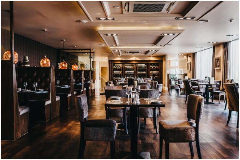 Fenwick Hotel Dining room