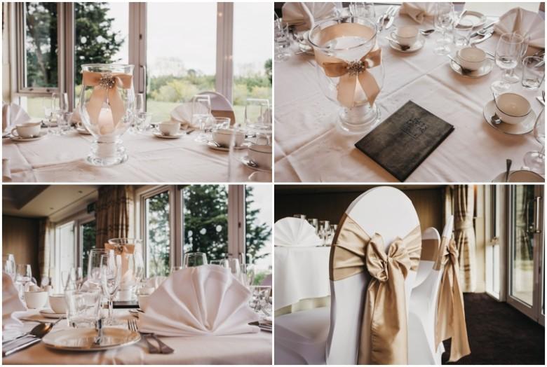 Fenwick Hotel Wedding function suite