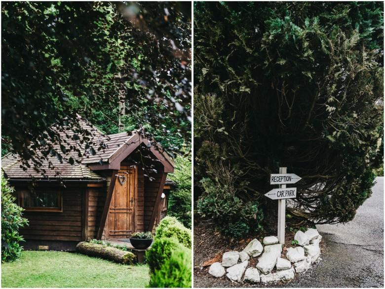 Enterkine House wedding venue