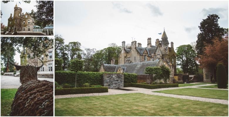 Castle wedding venue