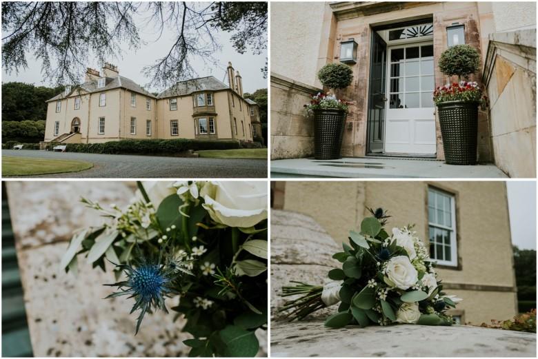 wedding venue Hillhouse Estate