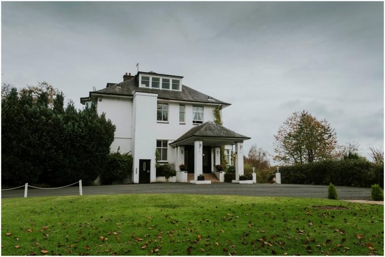 Country estate wedding venue in ayrshire